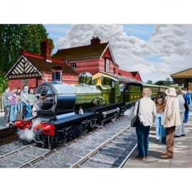House Of Puzzles All Aboard Jigsaw - 500 Pieces