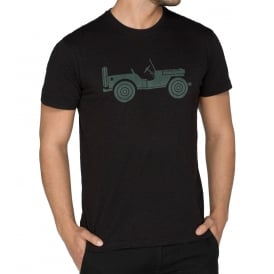 Alpha Industries Alpha Willys Jeep T-Shirt