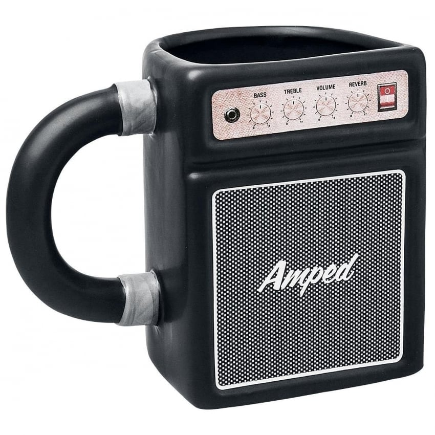 Out Of The Blue Amplifier Ceramic Mug