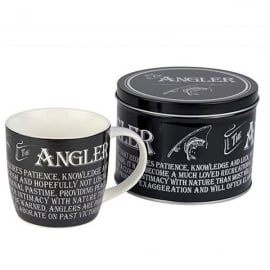 Arora Design Angler Mug and Tin