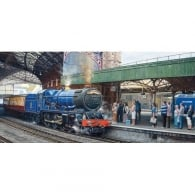 Gibsons Arrival At Temple Meads Jigsaw - 636 Pieces