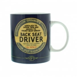 Harvey Makin Back Seat Driver Mug