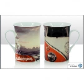 Elgate Beach & Surfer Campers VW Mug