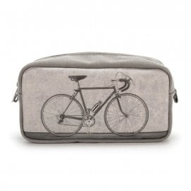 Bicycle Men's Monochrome Wash Bag by Catseye