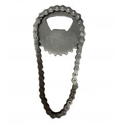 Out Of The Blue Bike Chain Metal Bottle Opener