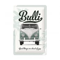 Casa Grande Bulli Campervan Tin Sign