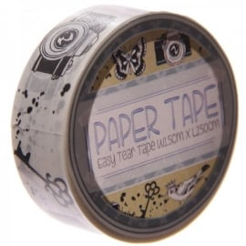 Puckator Camera Designs Washi Tape
