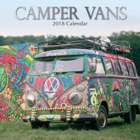 Gifted Stationery Camper Vans  2018
