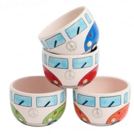 Giftworks Campervan Ceramic Bowl