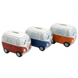 Giftworks Campervan Classic Money Box