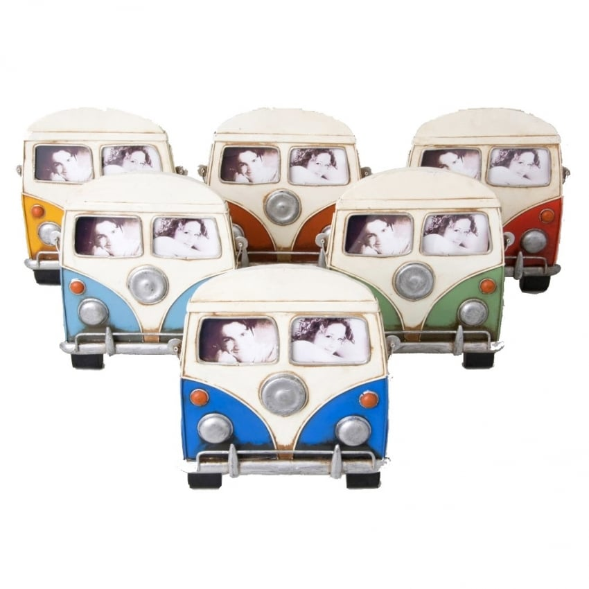 Giftworks Campervan Large Photo Frame