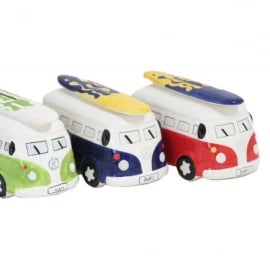 Giftworks Campervan Large Surf Money Box