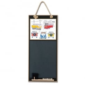 Padblocks Campervan Long Chalkboard