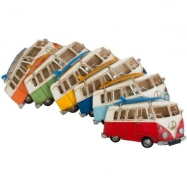 Giftworks Campervan Metal Wall Art