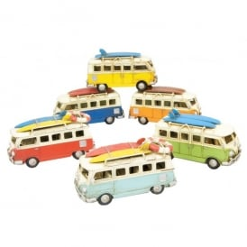 Giftworks Campervan Small Metal Desk Model