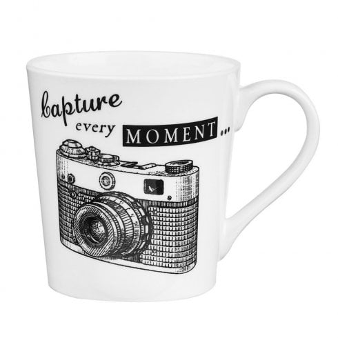 Churchill Capture Every Moment Camera Mug