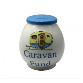 Leonardo Caravan Fund Ceramic Money Pot