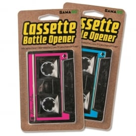 Cubic Cassette Tape Bottle Opener