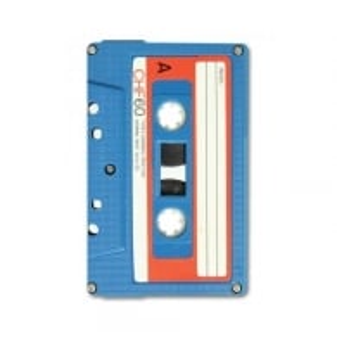 Padblocks Cassette Tricky Notepad