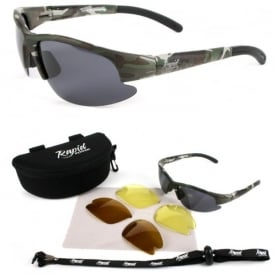 Mile High Catch Pro Camouflage Fishing Sunglasses
