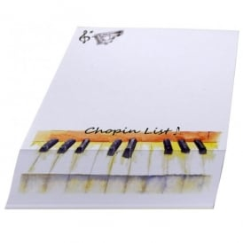 Little Snoring Chopin Slant Pad