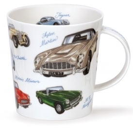 Dunoon Classic Collection Cars Cairngorm Mug