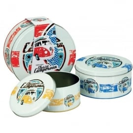 Elgate Classic VW Campervan 3pc Cake Tin
