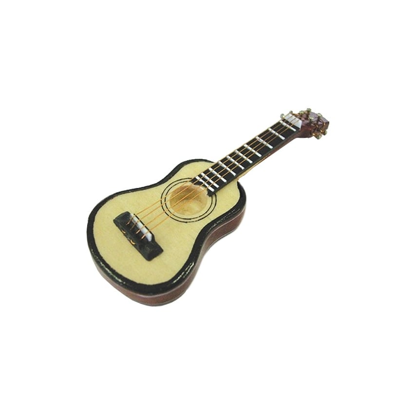 Music Gifts Company Classical Guitar Fridge Magnet