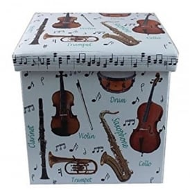 Leonardo Classical Music Large Folding Storage Box