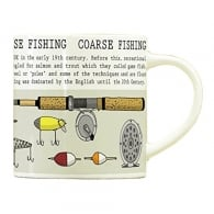 Millbrookgifts Coarse Fishing Mug - Little Histories Collection