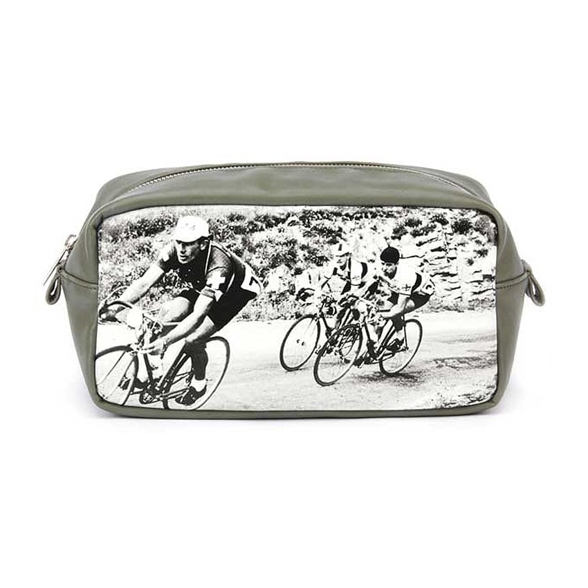 Catseye Cycling Men's Monochrome Wash Bag by Catseye