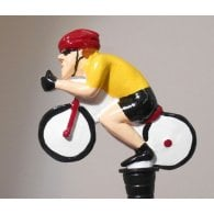 Wine Savers Cyclist Wine Bottle Stopper