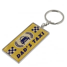Harvey Makin Dads Taxi Keyring