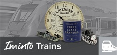 Trains Gifts