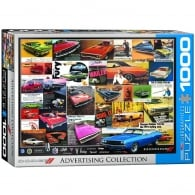 EuroGraphics Dodge Vintage Ads Jigsaw (1000 Pieces)