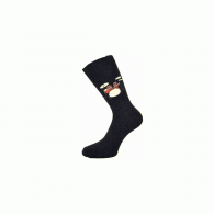 Music Gifts Company Drum Set Socks in Black - Pair