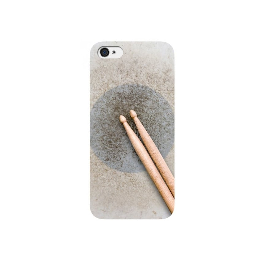 Cubic Drums iPhone 5 Case - Live Fast Scribe Young