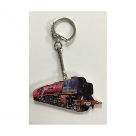 Lark Designs Duchess Of Hamilton Cut Out Keyring