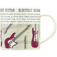 Millbrookgifts Electric Guitar Mug - Little Histories
