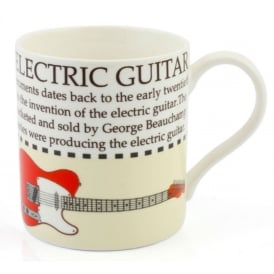 Leonardo Electric Guitar Mug