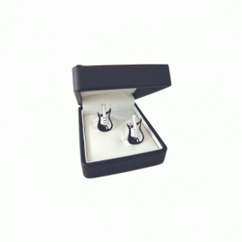 Music Gifts Company Electric Guitar Premier Cufflinks