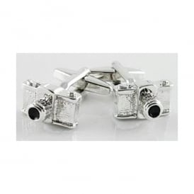 Element Gifts Element Camera Cufflinks