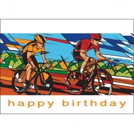 Element Gifts Element Cycling Greeting Card