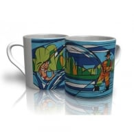 Element Gifts Element Fisherman Mug