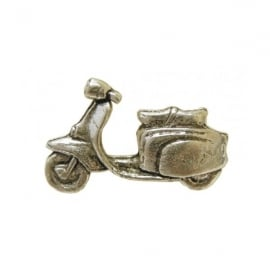 Element Gifts Element Scooter Pewter Pin Badge