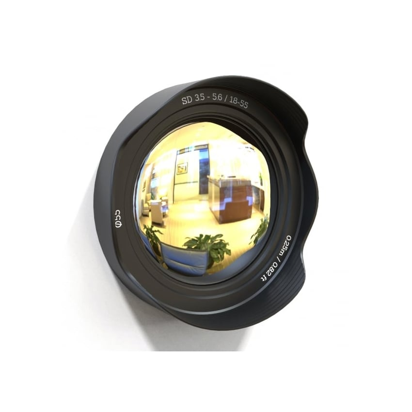 Dunk Trading Exposure Lens Style Mirror