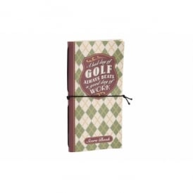 CGB Giftware Fairway A Bad Day Of Golf Score Book