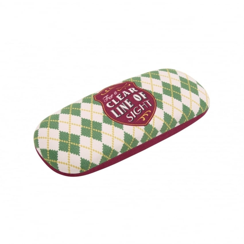 CGB Giftware Fairway For A Clear Line Of Sight Glasses Case