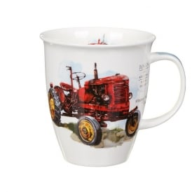 Dunoon Farm Red Tractor Nevis Mug
