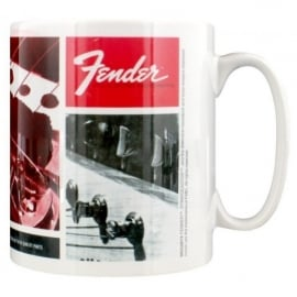 Pyramid Fender Fine Electric Ceramic Mug